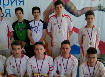 Сальчане стали лучшими на юго-востоке области по мини-футболу