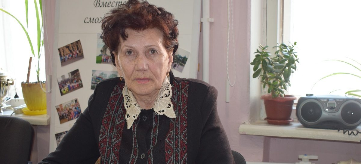 Лидия Диденко: Было время, когда инвалидам приходилось выживать