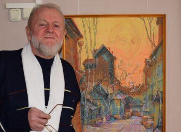 Сальский художник Анатолий Юрьев: цветом и словом пишу жизнь
