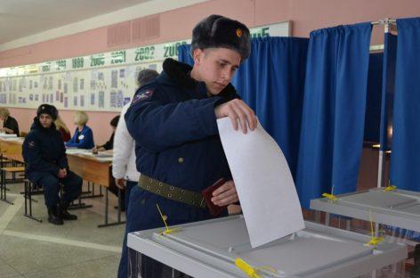 Итоги выборов: более 80% сальчан проголосовали за Владимира Путина