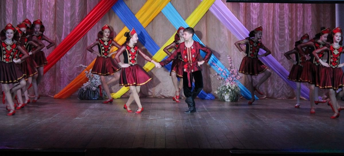 Ансамбль «Ренессанс» завоевал гран-при IX международного конкурса талантов в Пятигорске