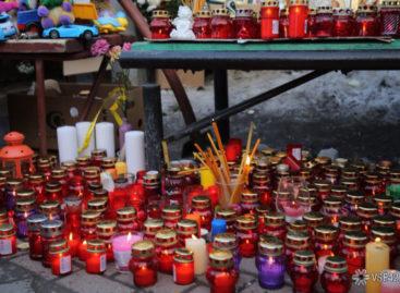 Память погибших при пожаре в городе Кемерово почтят в посёлке Гигант