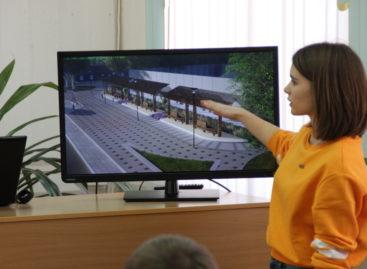 Сальчане выбрали улицу Ванцетти для благоустройства в 2018 году