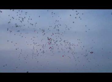 Гигантовцы почтили память жертв в Кемерове