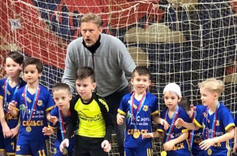 Сальский клуб «Легион» победил на областном первенстве по мини-футболу