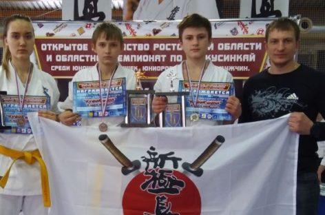 Сальские каратисты на «Кубке Дона» завоевали путевку на первенство ЮФО