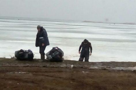 Подлёдная рыбалка обернулась большой трагедией для двух семей