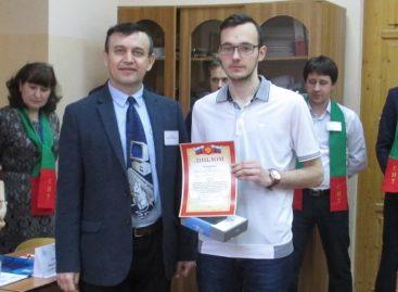 Студент СИТ Виктор Посыпайло победил в конкурсе профессионального мастерства