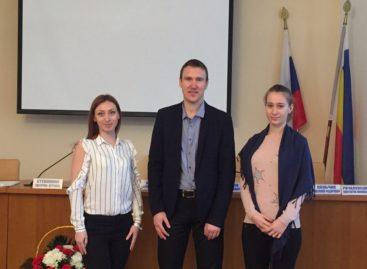 Сальская молодежь встретилась с зампредседателя Совета Федерации РФ