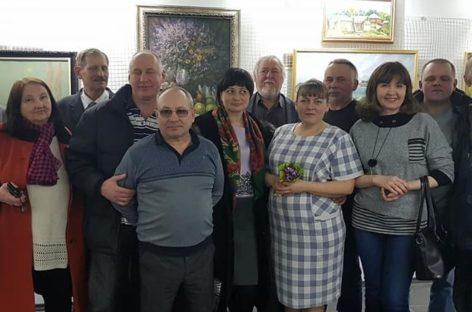 В Ростове открылась выставка сальских художников