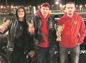 Сальчане «прокачали» Волгоград на соревнованиях по автозвуку