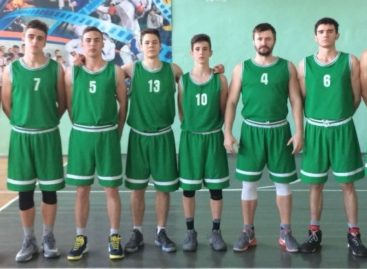 Новости баскетбола: сальчане выступили на городских, зональных и областных соревнованиях