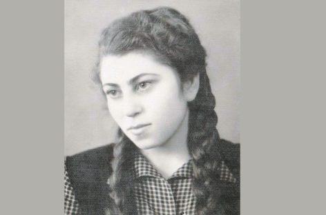 Сальчанка Дина Разумовская вспоминает годы войны