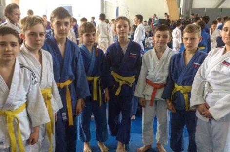 Дзюдоисты Сальского района успешно выступили в Новочеркасске