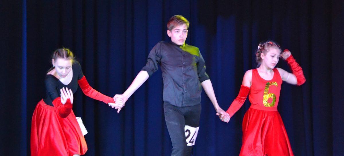Финальное шоу танцевального проекта «Формат» прошло под «живую» музыку