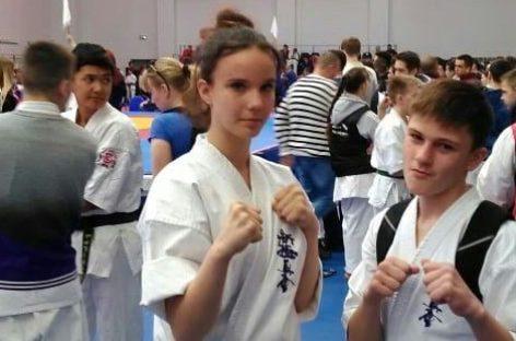 За соревновательным опытом сальские спортсмены отправились в Москву