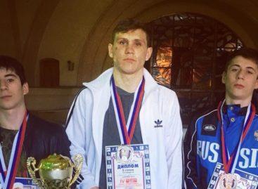Ученики спортивной школы показали в Краснодаре и Ростове сальский бокс