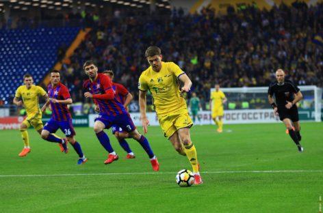 «Ростов» открыл новый стадион уверенной победой над «СКА-Хабаровск»