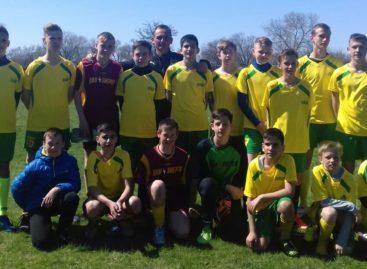 Юные сальские футболисты в шаге от финала областных соревнований