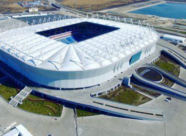 «Ростов-Арена» готовится принимать гостей