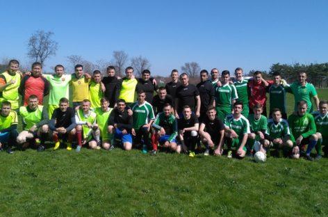Сальский футбол: «ЛДПР» стала победителем зоны «Екатериновка»