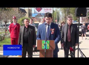 Сальчане почтили память ликвидаторов аварии на Чернобыльской АЭС