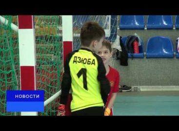 Кузница чемпионов: на площадке играют спортсмены ФК «Легион»