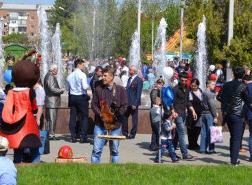 Куда пойти сальчанам и гостям города в Первомай