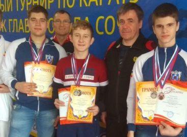 Сальские каратисты заявили о себе на «Кубке Кавказа»