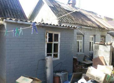 В доме по переулку Сакко погиб мужчина