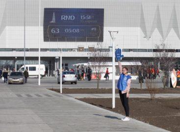 Как это было: каким для болельщиков стал первый матч на «Ростов-Арене»