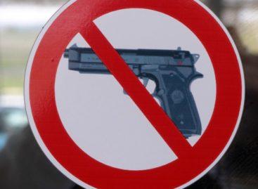 В Сальске запретят оборот оружия