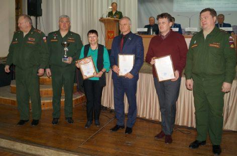 Отдел военного комиссариата Сальского, Песчанокопского и Целинского районов признан лучшим на Дону