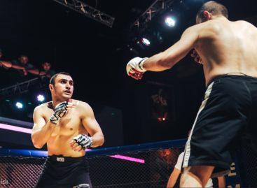 Сальские бойцы завоевали две победы на профессиональном турнире