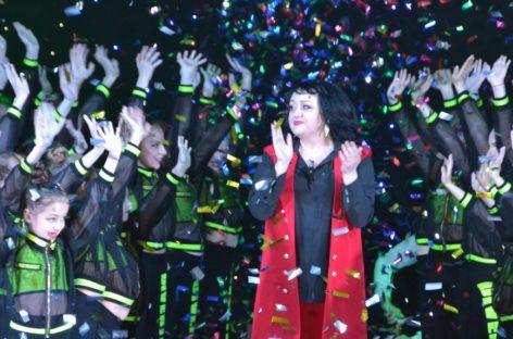 Юбилейный концерт «Дивертисмента» превратился в яркое шоу