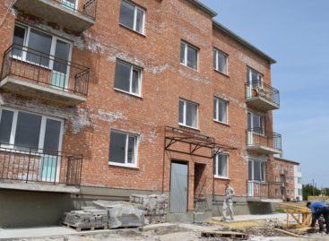 На улице Магистральной в Сальске скоро отметят новоселье