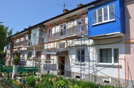 В Сальске начался ремонт многоквартирных домов