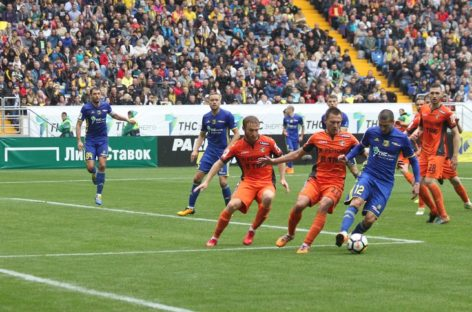 Победой над «Уралом» ростовчане открыли «Ростов-Арену»