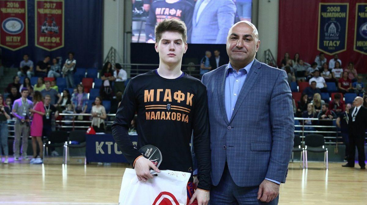 Баскетболист из Сальска – лучший защитник Суперфинала Лиги Белова