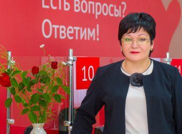 Сальчанка удостоена знака «Лучший работник МФЦ Дона»