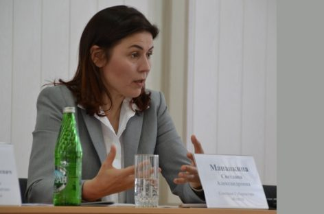 Советник губернатора Светлана Мананкина: Сальск имеет все шансы преобразиться в ближайшие годы