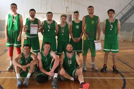 Баскетбол: сальский «Русич» занял второе место в Кагальницкой