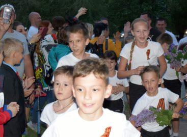 Сальчане пробежали 21 км в память о защитниках Сальска в годы Великой Отечественной