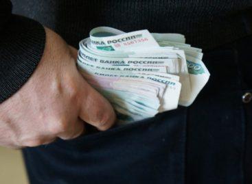 После застолья в Сальске гость ушёл, прикарманив деньги