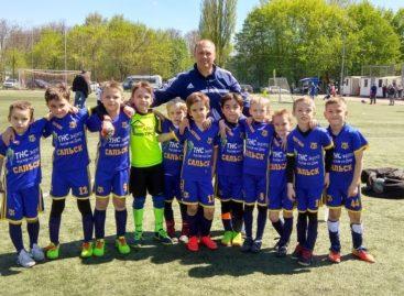 Сальский детский ФК «Легион» одержал три победы на областных соревнованиях