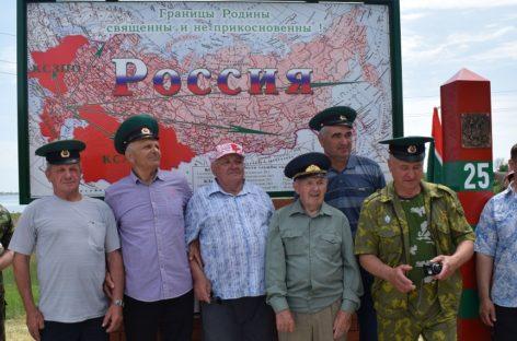 Сальский район готовится к 100-летнему юбилею Погранвойск