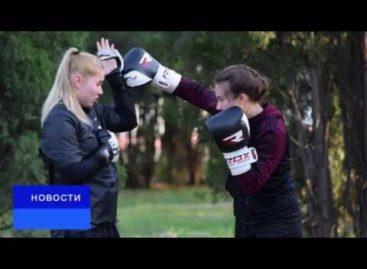 Сальская школьница заработала золотой значок ГТО