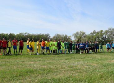 В Ивановке сыграли в футбол