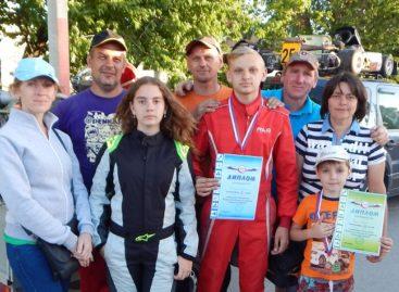 Сальские картингисты завоевали награды на чемпионате области