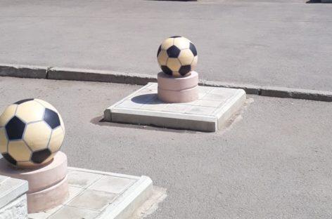 Сальск тоже готовится к чемпионату мира по футболу